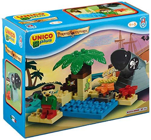 Unicoplus 8535-0000 - Atollo Dei Pirati
