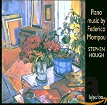 Mompou: Piano Music