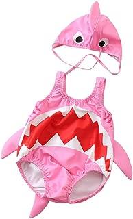 QinMMROPA bañador de con Forma de tiburón para niño beb