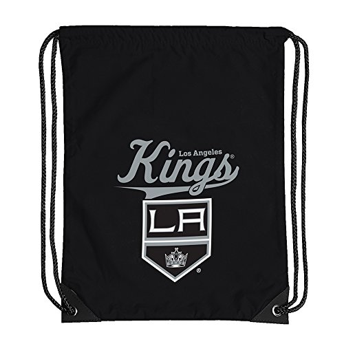 The Northwest Company Officially Licensed NHL Los Angeles Kings Team Spirit Backsack, 18.5