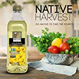 Native Harvest Expeller Pressed Non-GMO Canola Oil, 1 Litre (33.8 FL OZ)