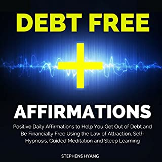 Debt Free Affirmations cover art