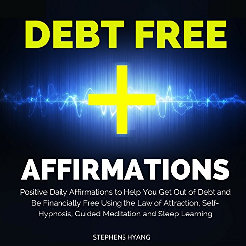 Debt Free Affirmations audiobook cover art