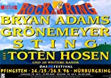 Rock AM Ring & Park - 1996, Rock am Ring 1996 »