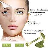 Zoom IMG-2 rouleau de jade massager facial