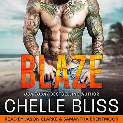 Blaze audiobook cover art