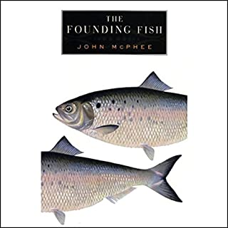 The Founding Fish audiobook cover art
