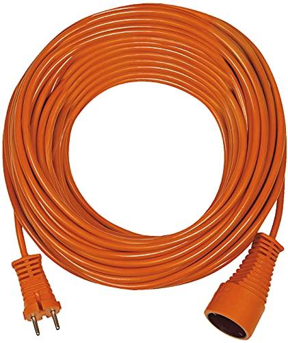 Brennenstuhl Rallonge orange 40m de...