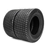 MILLION PARTS Z-160 24x12-12 ATV UTV Tires 8 Ply Tractor Garden Turf Lawn Cart...