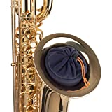 Protec Baritone Sax In-Bell Storage Pouch for Neck, Mouthpiece, and Other Accessories (A314)