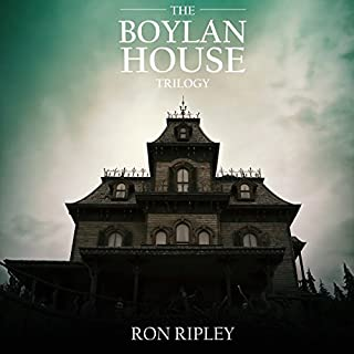 The Boylan House Trilogy cover art