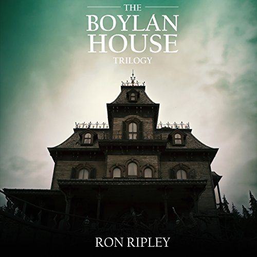 The Boylan House Trilogy audiobook cover art