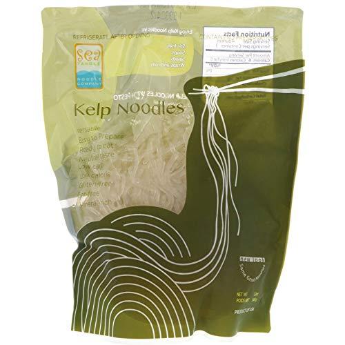 Sea Tangle Noodle Company Sea Tangle Kelp Noodle 12 Oz (Pack of 2)