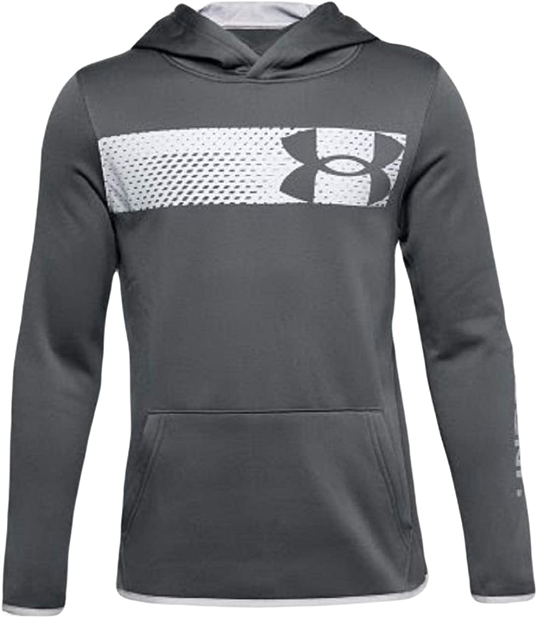 Inexpensive Under Armour Boys' Branded famous Hoodie Fleece