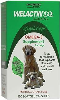Welactin Omega-3 Skin and Coat Support, 120 Softgels