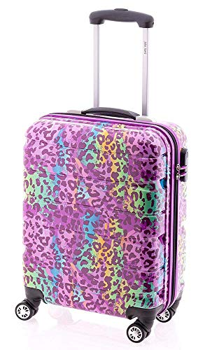 John Travel 722009 2019 Maleta, 50 cm, 30 litros, Multicolor