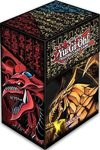 Yu-Gi-Oh! TCG: Slifer, Obelisk, and Ra Card Case