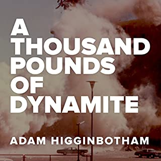 A Thousand Pounds of Dynamite  cover art