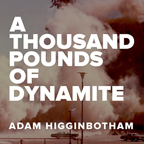 A Thousand Pounds of Dynamite  By  cover art