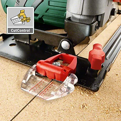 Bosch 18V Akku Kreissäge PKS 18 LI ohne Akku, Sägeblatt, Parallelanschlag, Karton (18 Volt System) - 5