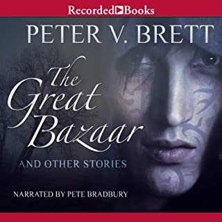 The Great Bazaar audiobook cover art