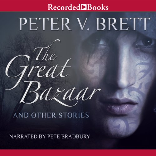 The Great Bazaar audiobook cover art
