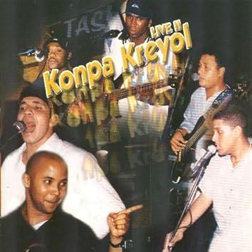 Konpa Kreyol Live (Vol. 2)