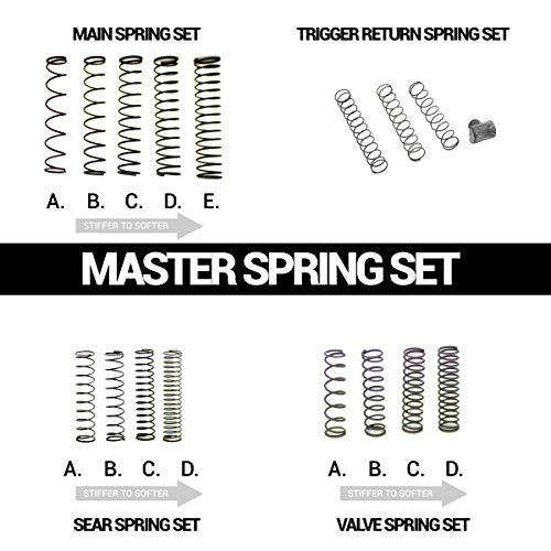 Inception Autococker and Pump Gun Master Spring Set
