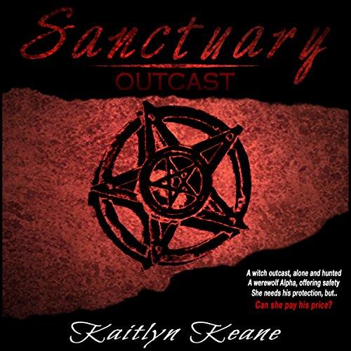 Sanctuary: Outcast audiobook cover art