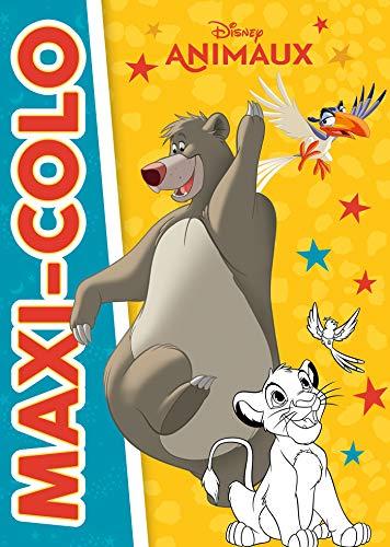 DISNEY ANIMAUX - Maxi-Colo: . (Maxi-Colo, 1)