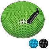 Tunturi Air Stepper Pad Green Gleichgewichtskissen, Grün, one size