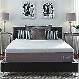 Slumber Solutions 14-inch Gel Memory Foam Choose Your Comfort Mattress - White Medium Queen