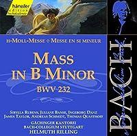 Mass B-Minor (Bwv 232) by JOHANN SEBASTIAN BACH (2000-02-29)