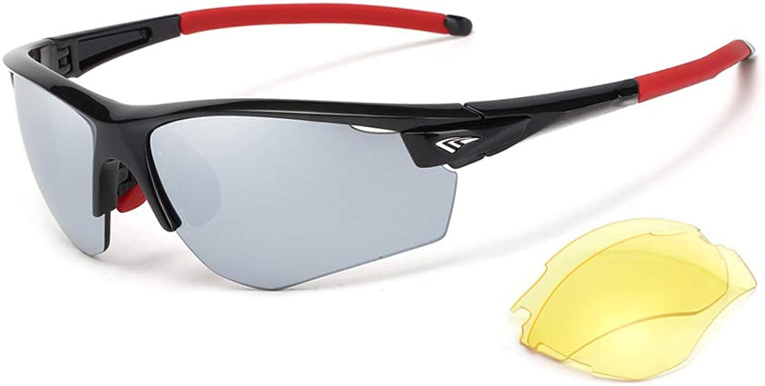 Gao te Outdo Polarized Windproof Sports Tourism Mountaineering Outdoor Glasses
