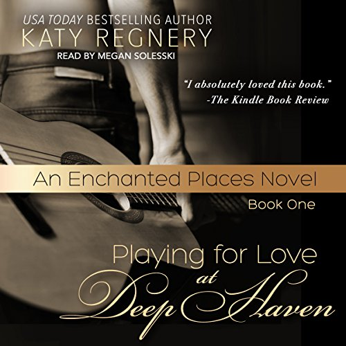 Playing for Love at Deep Haven audiobook cover art