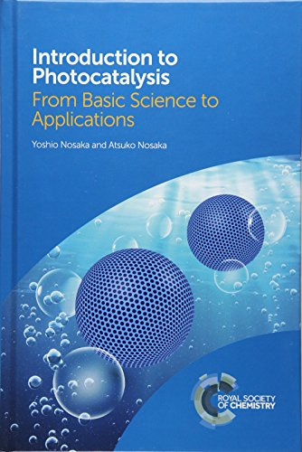 Introduction to Photocatalysis: From Basic Science to Applications