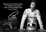 A3Poster von Lewis Hamilton 9, denF1Fahrer und