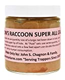 Lenon's Raccoon Super All Call Lure 4 oz. Jar - On the Market Every Year Since 1924
