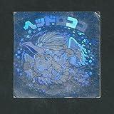 旧ビックリマン シール チョコ版 第9弾 ヘッド ヘッドロココ(ホロ)