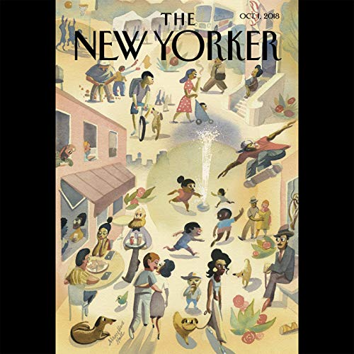 Couverture de The New Yorker, October 1st 2018 (Rachel Aviv, Jane Mayer, James Wood)