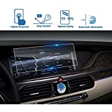 LFOTPP Car Navigation Screen Protector for 2017-2018 Genesis G90 12.3 Inch, [9H] Tempered Glass Infotainment Center Touch Screen Protector Anti Scratch High Clarity