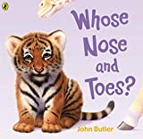 Whose Nose and Toes (Picture Puffin Books)
