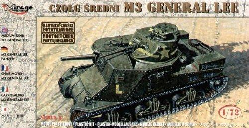 M3 général Lee (1:72)