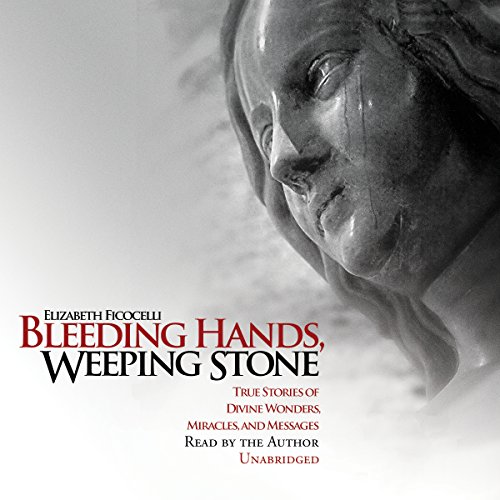 Bleeding Hands, Weeping Stone audiobook cover art