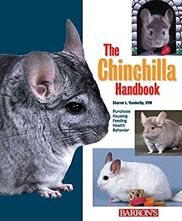 [(Chinchilla Handbook)] [By (author) Sharon Vanderlip] published on (April, 2006)