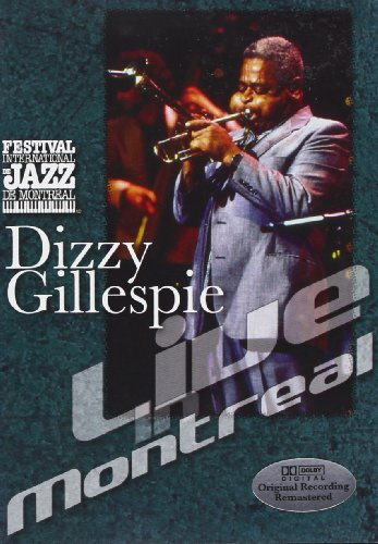 Live In Montreal (Import) (Dvd) (2003) Dizzy Gillespie