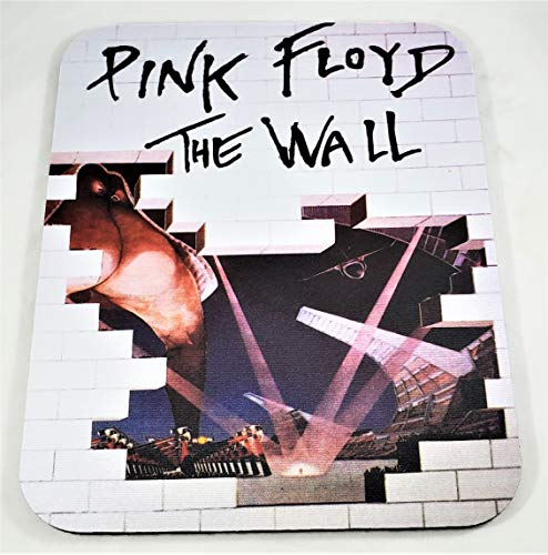 Pink Floyd Computer Mouse Pad (1/4th Inch Thick)