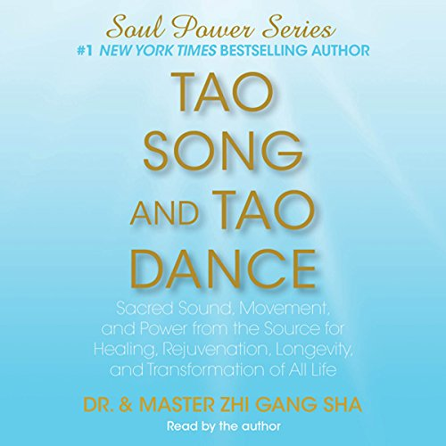 Tao Song and Tao Dance audiobook cover art