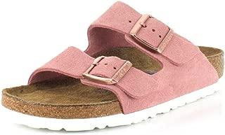 Birkenstock Unisex Arizona Rose Sandals - 10-10.5 2A(N) US Women/8-8.5 2A(N) US Men