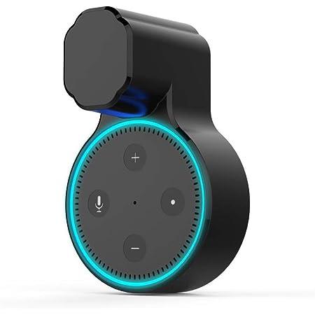 Amazon Echo Dot 壁掛けホルダー 【スーパーウォールマウント】(ブラック)